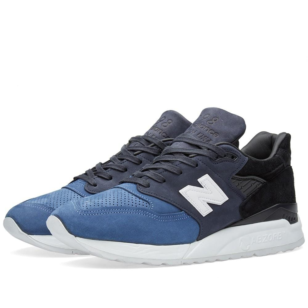RONNIE FIEG X NEW BALANCE 998 CITY NEVER SLEEPS - Kick Game