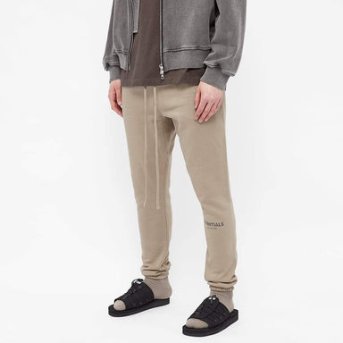 FEAR OF GOD ESSENTIALS Sweatpants (SS21) Moss/Goat - Kick Game