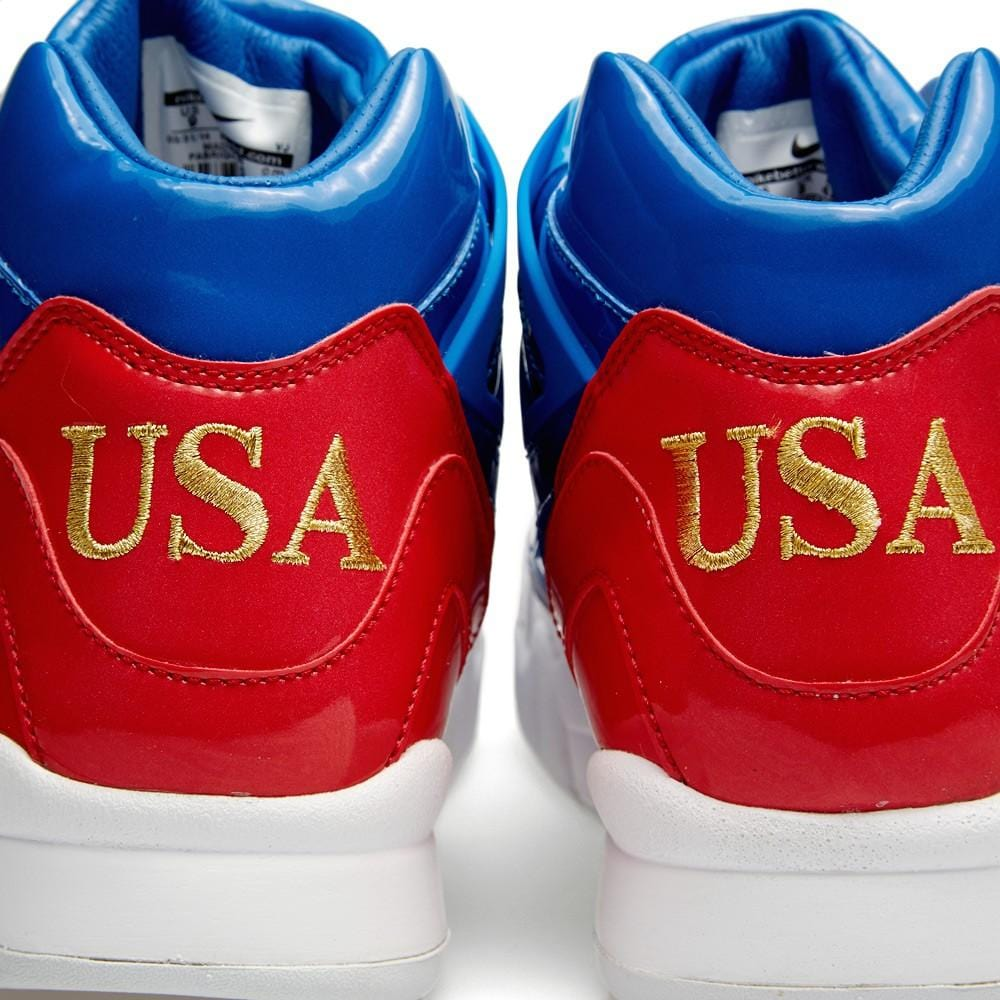 Nike Air Tech Challenge II SP 'US Open' - Kick Game