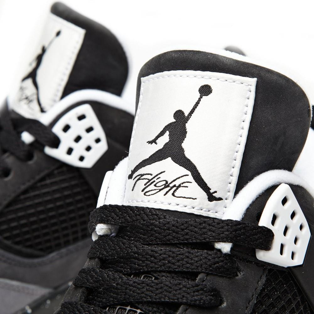 AIR JORDAN 4 RETRO 'FEAR' - Kick Game