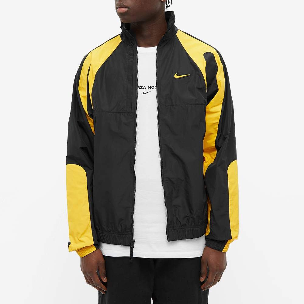 "Drake x Nike NOCTA Jacket ""Black & University Gold"" - Kick Game"