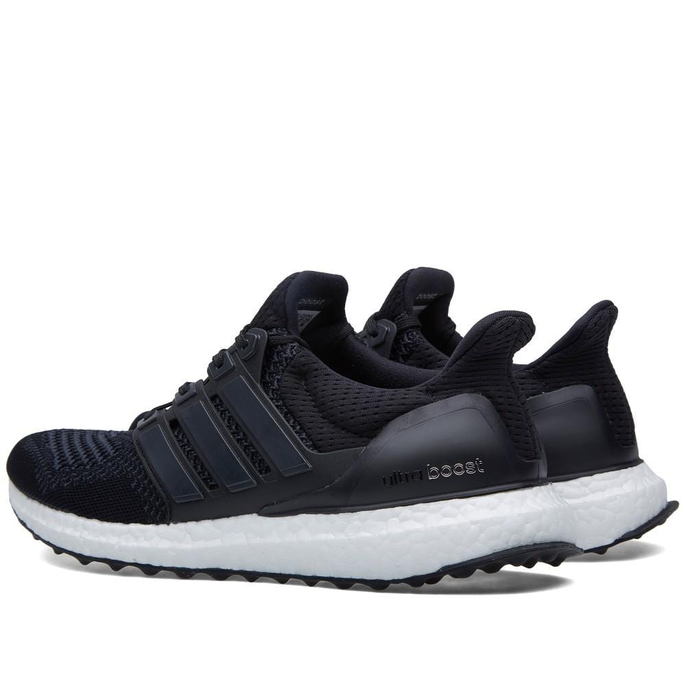 ADIDAS ULTRA BOOST M Core Black & White - Kick Game