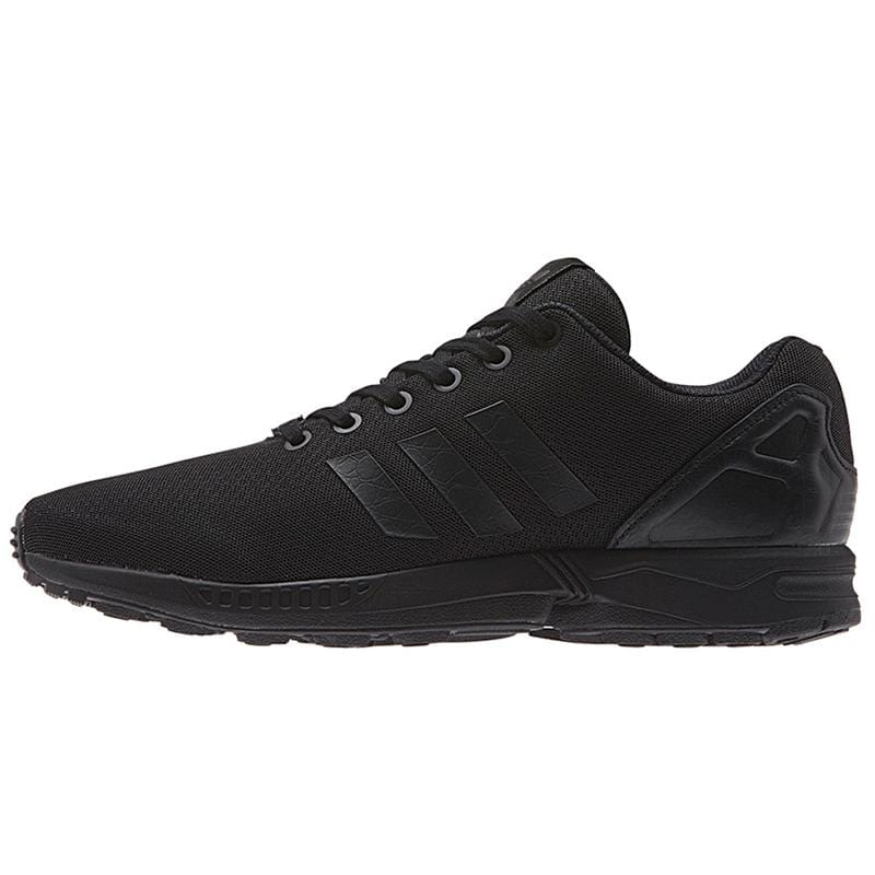 best service 52e56 65ede Adidas ZX Flux Triple Black