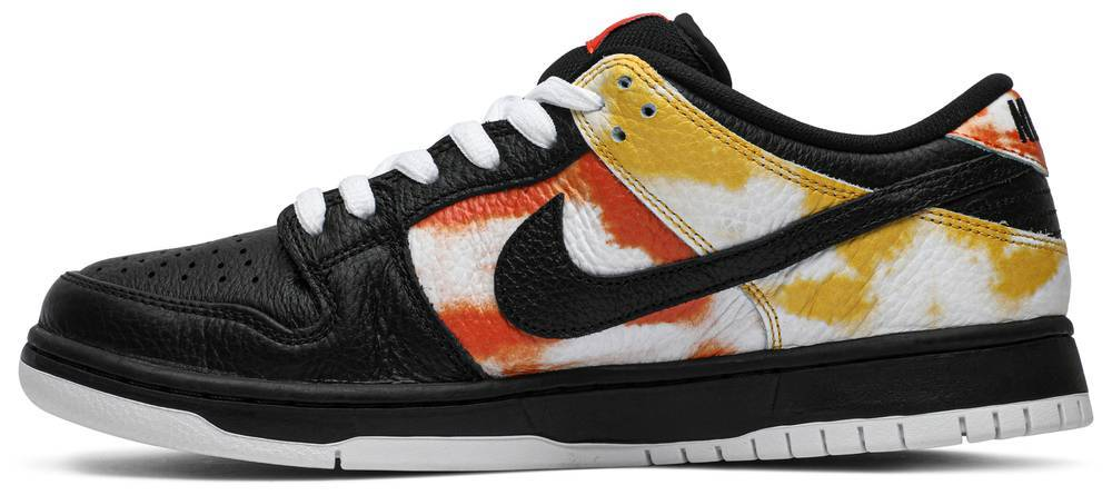 Nike Dunk SB Low 'Tie-Dye Raygun - Black' - Kick Game