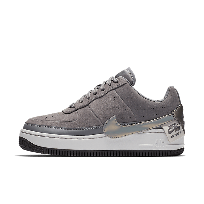 Nike Air Force 1 WMNS Jester Low 'Gunsmoke' - Kick Game