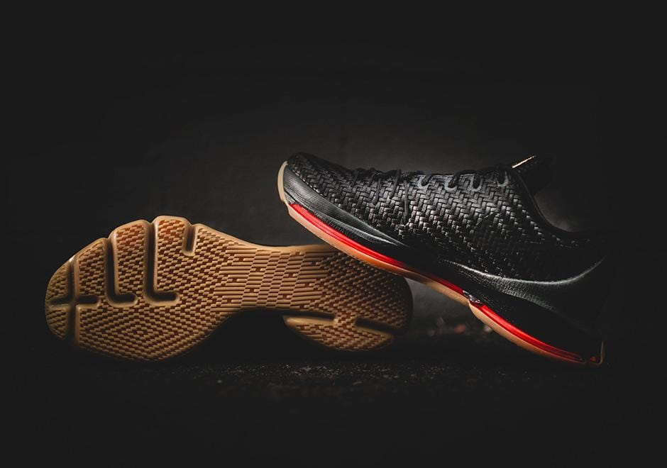 Nike KD 8 EXT Woven Black - Kick Game