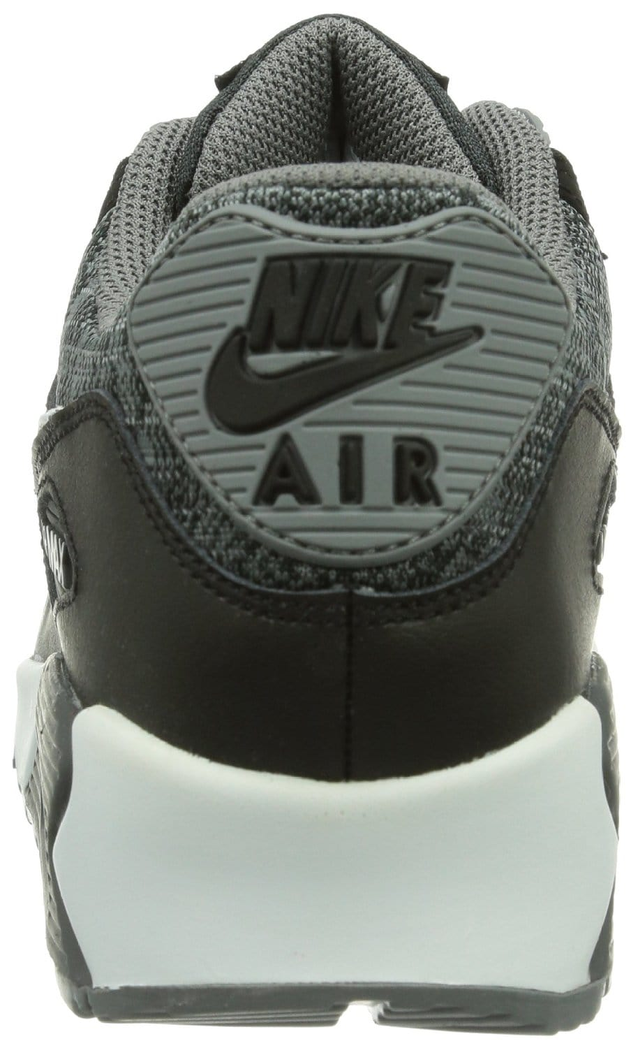 Nike Air Max 90 (GS) Anthracite-White-Black-Cool Grey - Kick Game