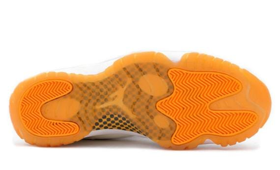 Air Jordan 11 Low GS Citrus - Kick Game