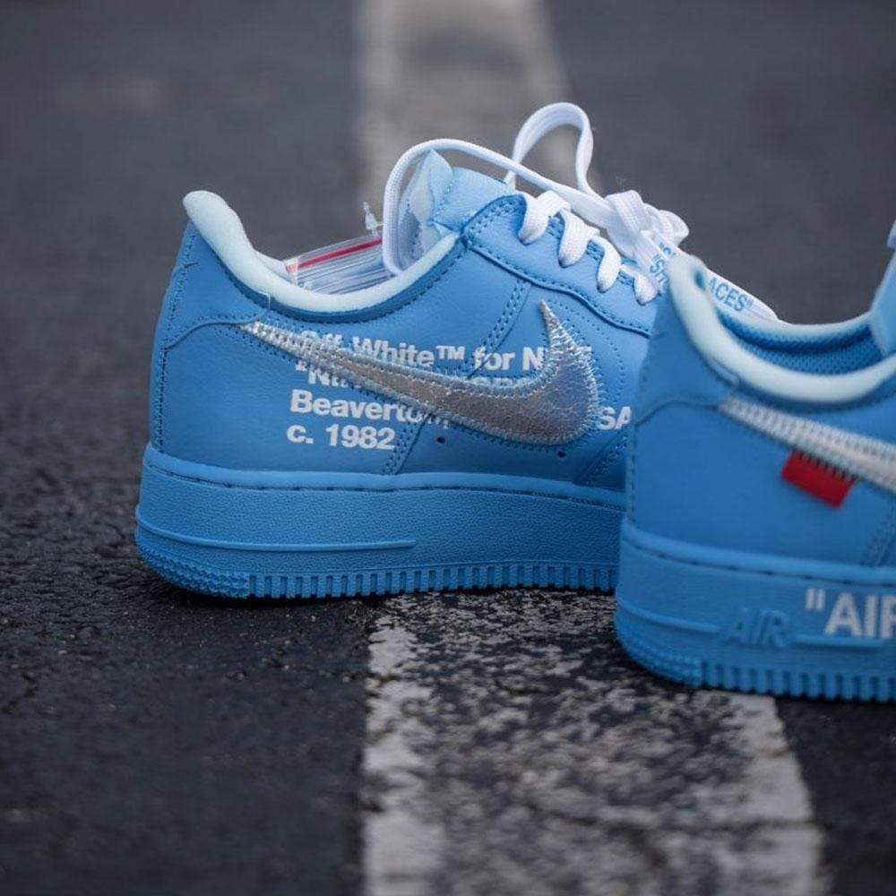 Off-White x Nike Air Force 1 MCA - Kick Game