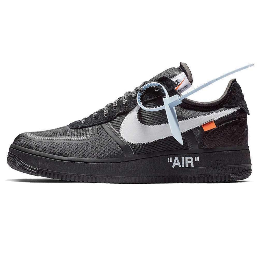 air force 1 off white white