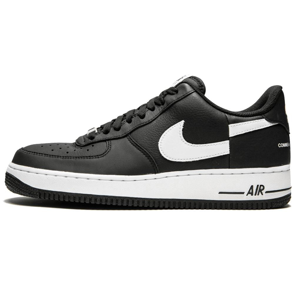 reputable site bdc6a 336e9 Supreme x Comme des Garcons x Nike Air Force 1 Low Black White