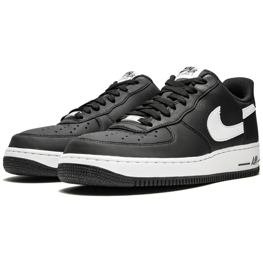 Supreme x Comme des Garcons x Nike Air Force 1 Low Black White - Kick Game