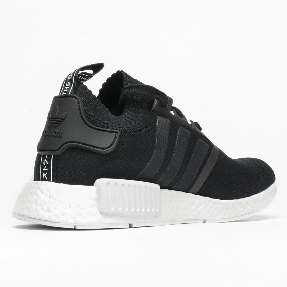 pretty nice a1463 73bf0 Adidas NMD Runner Primeknit Core Black