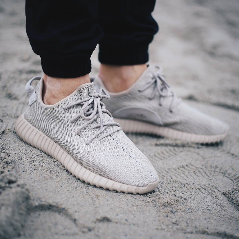 Adidas Yeezy Boost 350 Oxford Tan - Kick Game