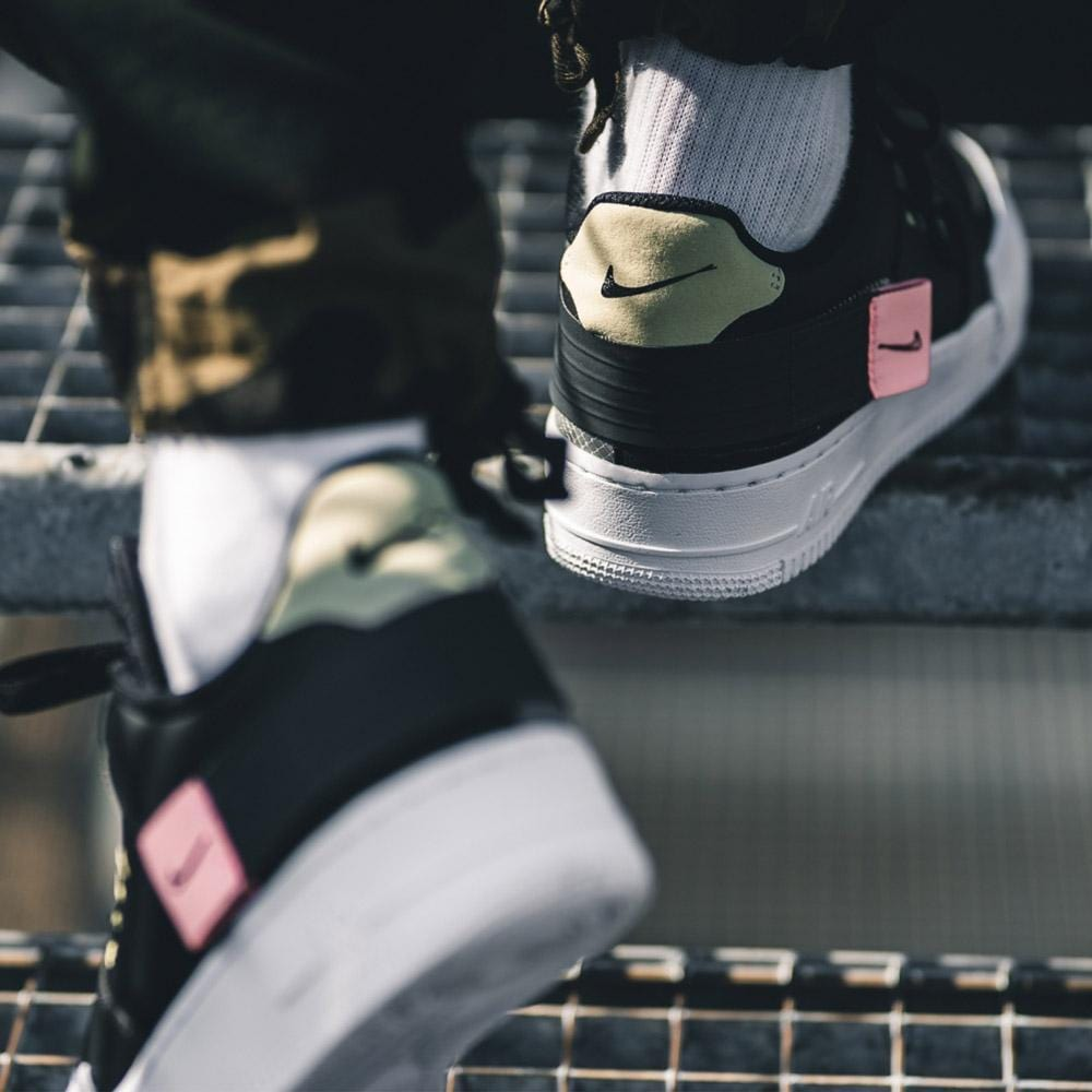Nike Air Force 1 Low Drop Type 'Pink Tint' - Kick Game