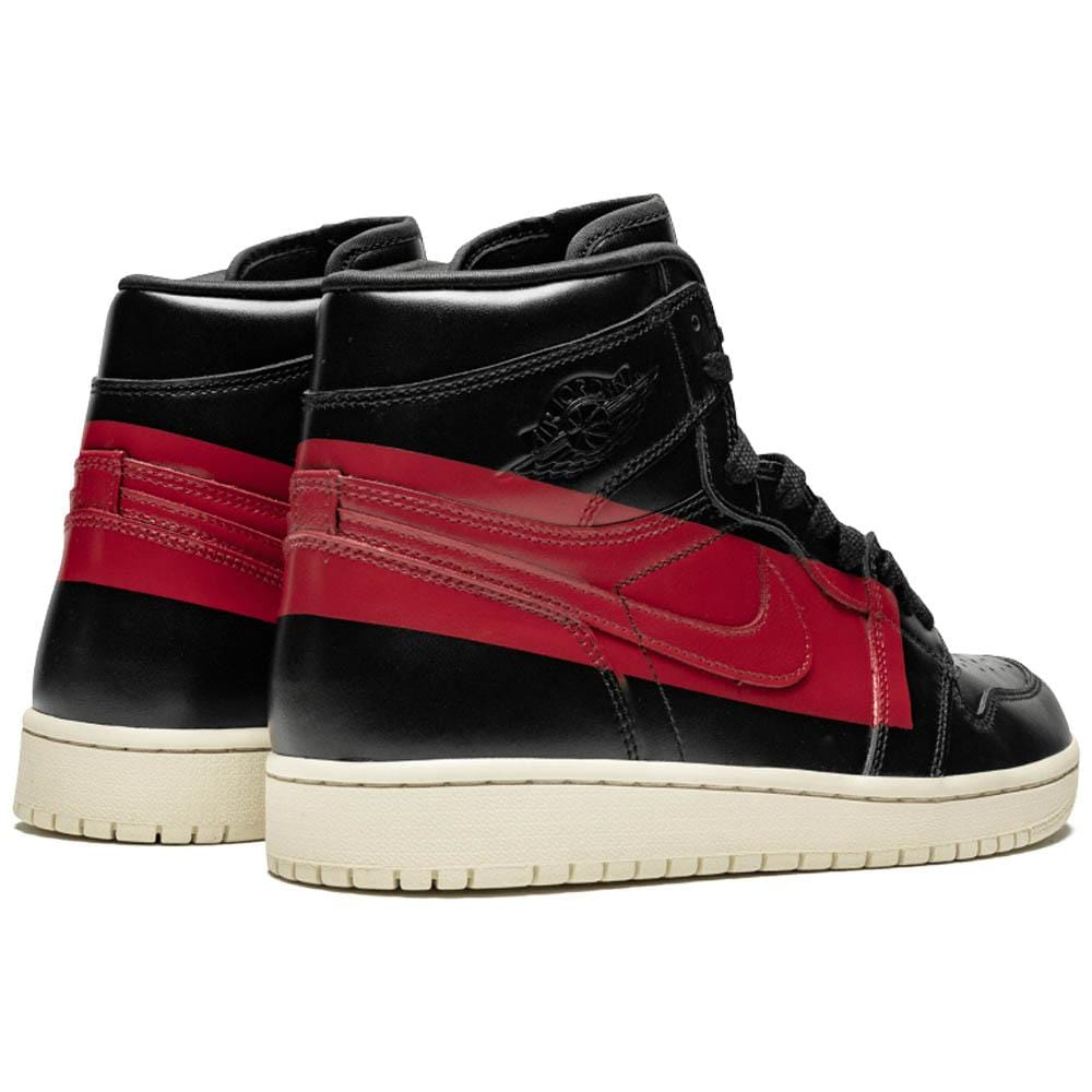 Air Jordan 1 Defiant Black Red - Kick Game