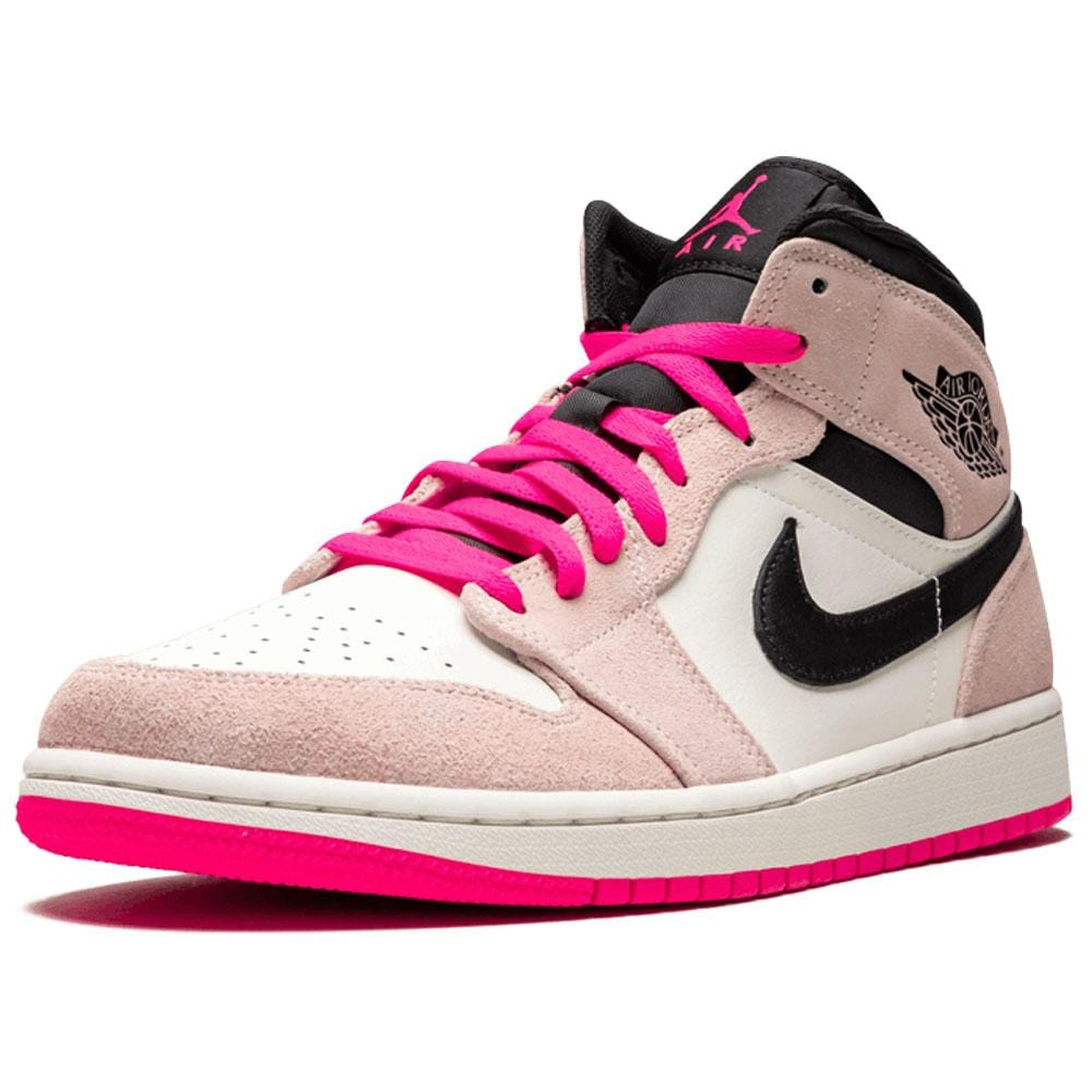 Air Jordan 1 Mid Hyper Pink - Kick Game