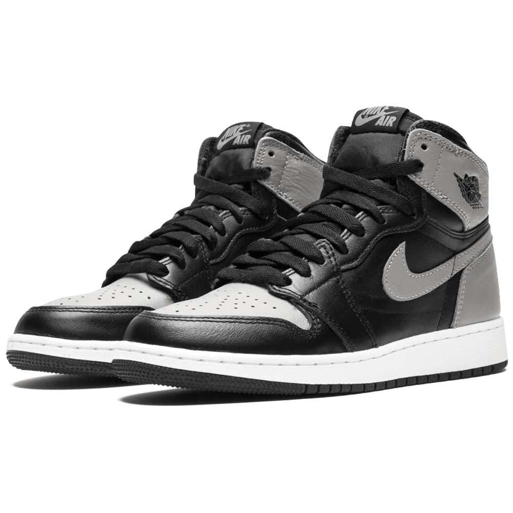 "Air Jordan 1 GS Retro High OG ""Shadow Grey"" - Kick Game"