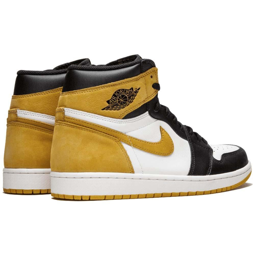 "Air Jordan 1 Retro High OG ""Yellow Ochre"" - Kick Game"