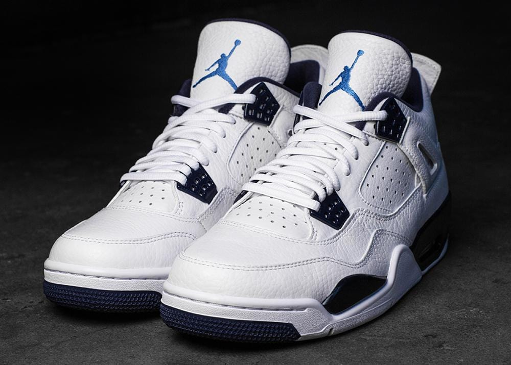Air Jordan 4 'Columbia' Junior - Kick Game