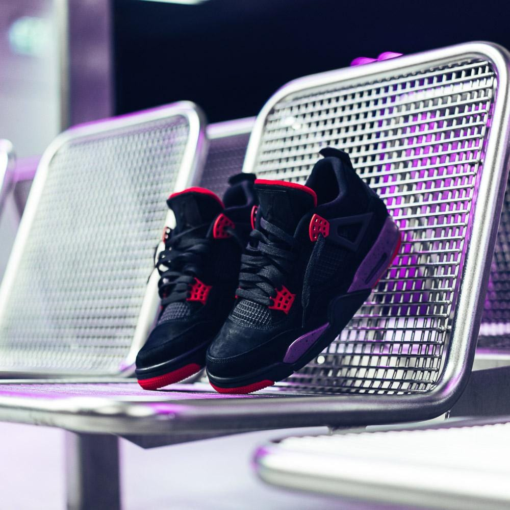 Air Jordan 4 Raptors - Kick Game