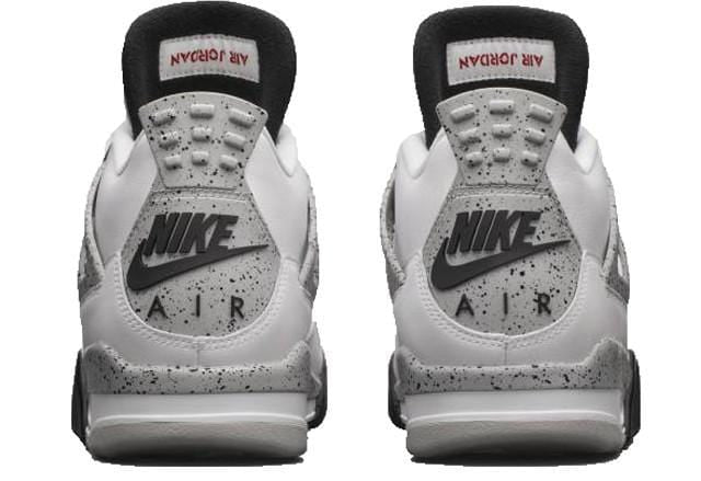 more photos newest collection release date Air Jordan 4 89 OG White Cement