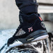 Air Jordan 5 PSG Black - Kick Game