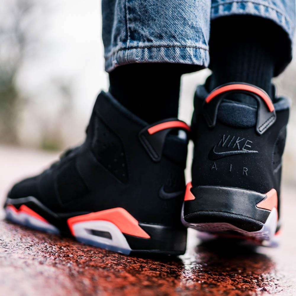 Air Jordan 6 GS Infrared Retro 2019