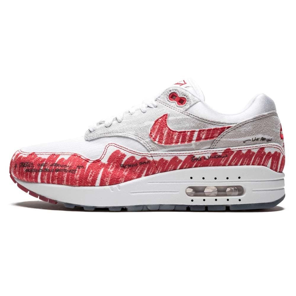 Nike Air Max 1 Tinker 'Sketch To Shelf University Red'