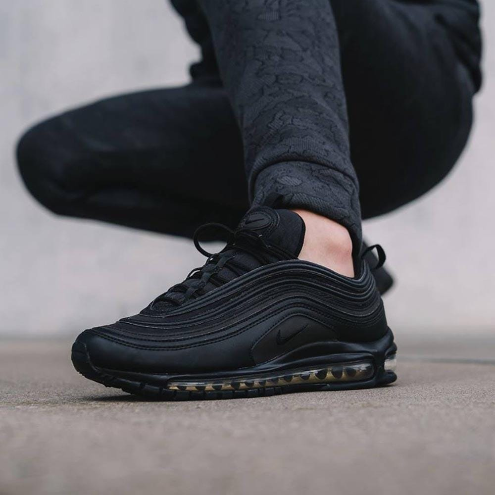 huge selection of a22ee 9a302 Nike Air Max 97 Black Gold