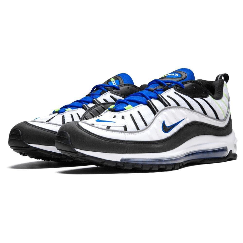 Nike Air Max 98 Racer Blue - Kick Game