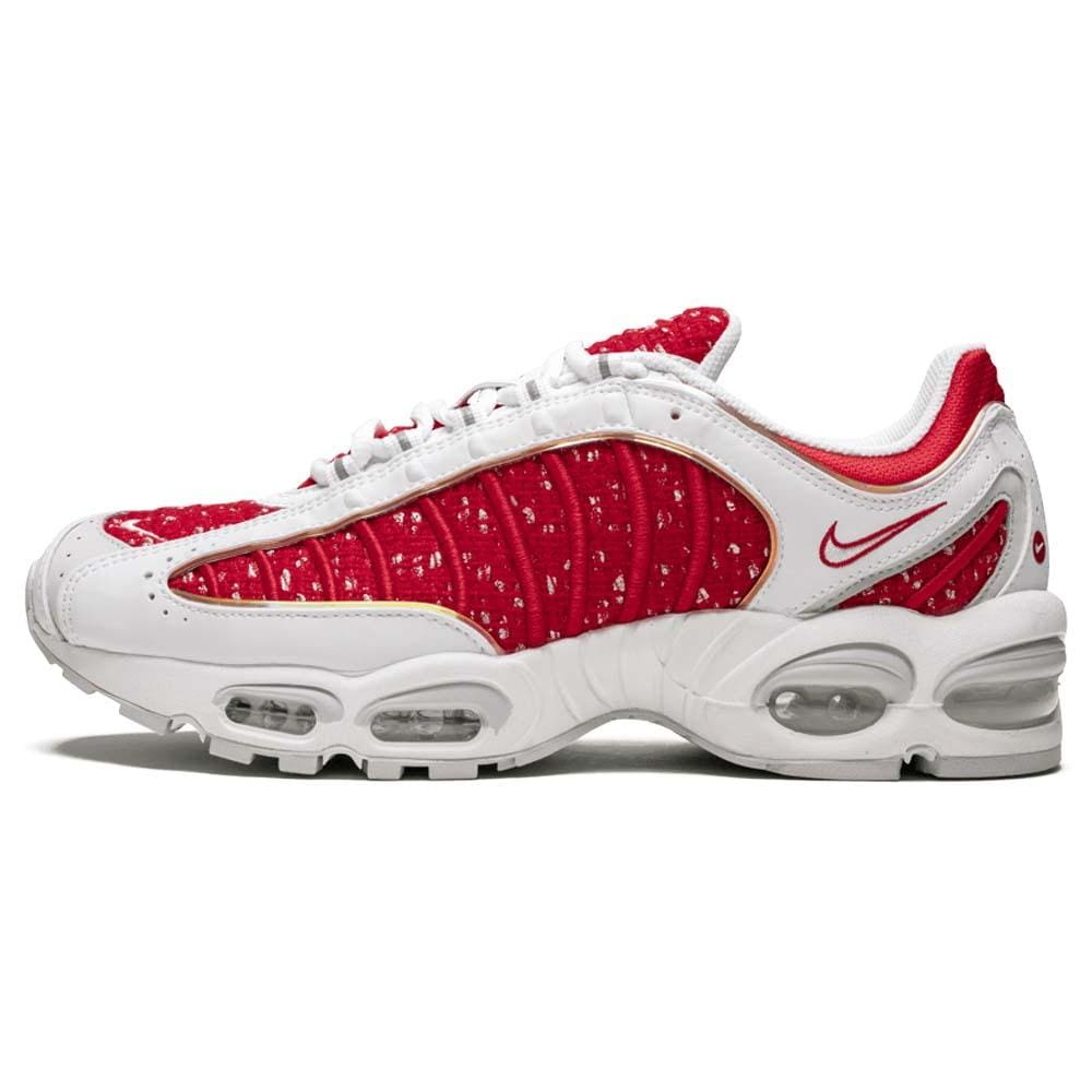 best service c78ae c87c7 Supreme x Nike Air Tailwind 4 Red