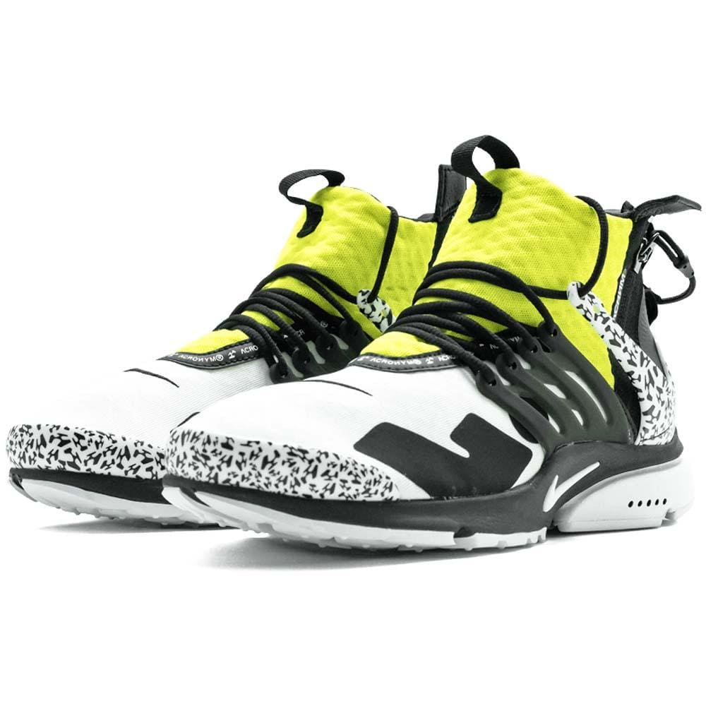 official photos 1360c 3c214 ACRONYM x Nike Air Presto Mid Dynamic Yellow