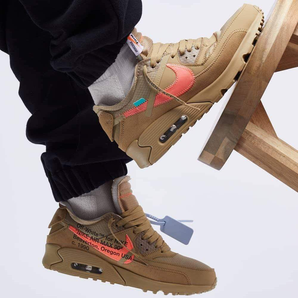 Are You Waiting For The OFF WHITE x Nike Air Max 90 Desert