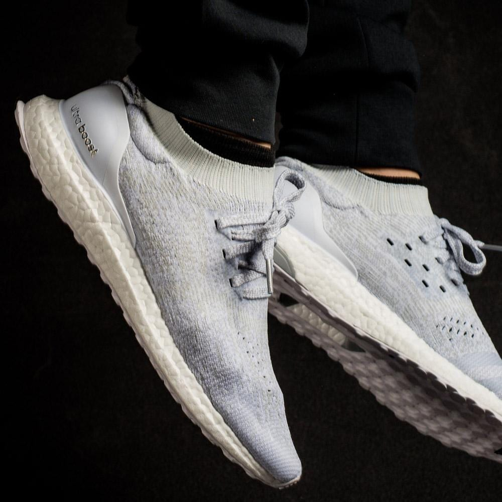 low priced d1060 9d3ef Adidas Ultra Boost Uncaged LTD Ftwr White-Crystal White