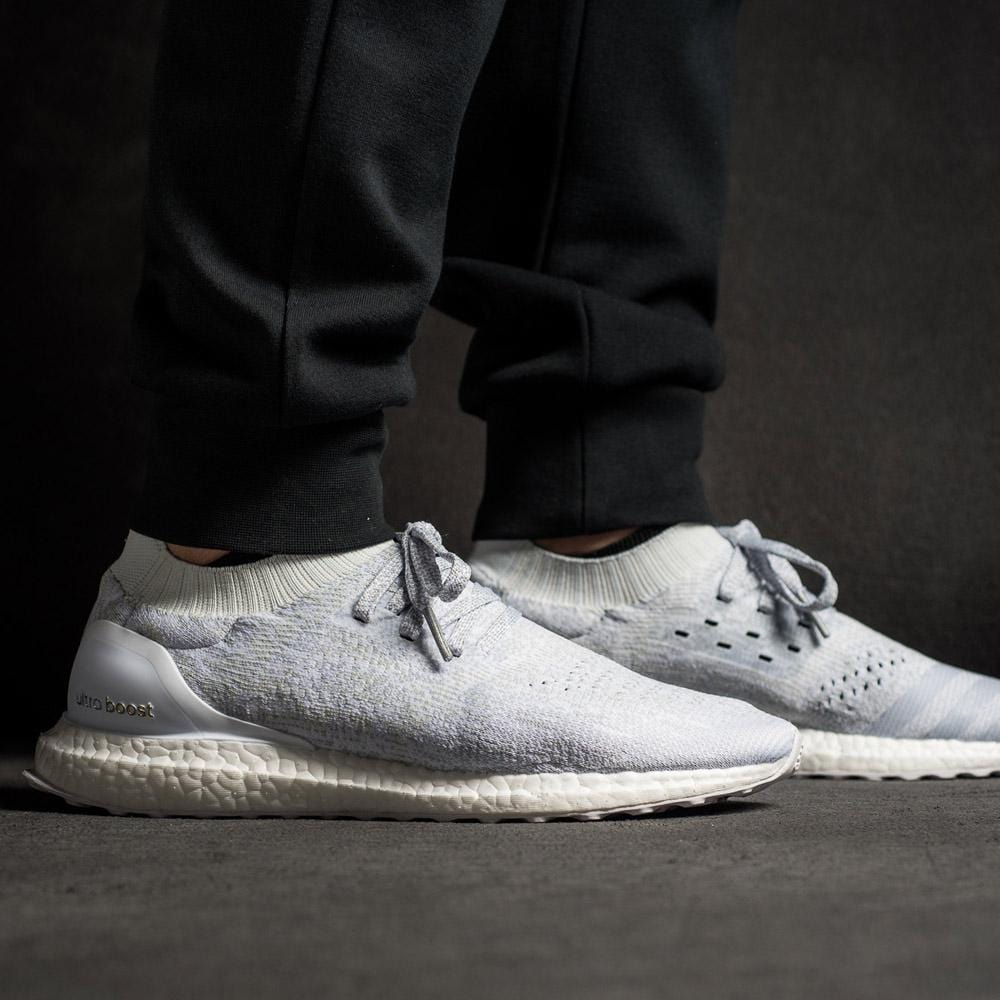 Adidas Ultra Boost Uncaged LTD Ftwr White-Crystal White - Kick Game