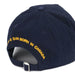 DSQUARED2 Canadian Patch Baseball Cap Navy - Kick Game