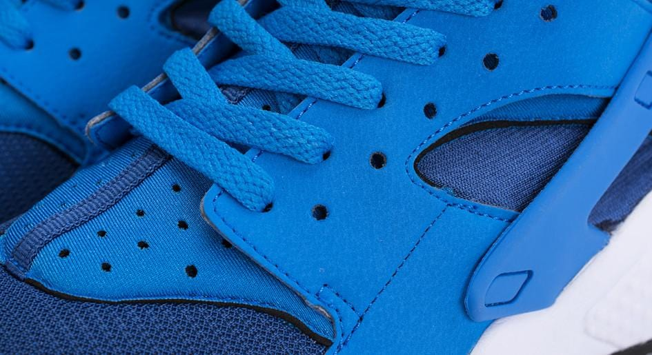 Nike Air Huarache Gym Blue-Bright Mango - Kick Game