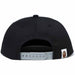 Bape Sequin Snap Back Cap Black - Kick Game