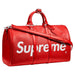 Louis Vuitton x Supreme Keepall Bandouliere Epi 45 Red - Kick Game