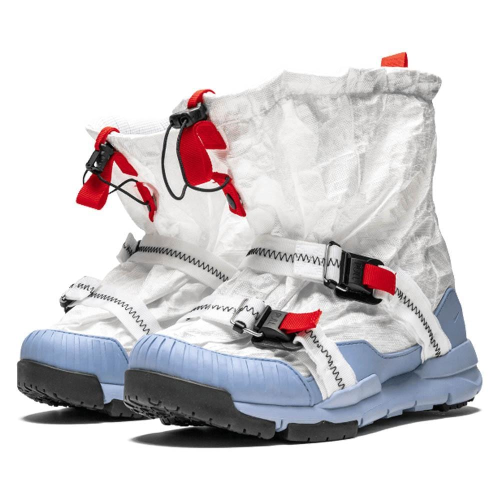 Tom Sachs x NikeCraft Mars Yard Overshoe 'White' - Kick Game