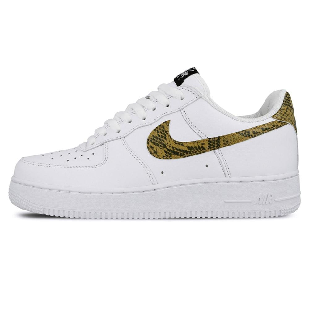 Nike air Force 1 retro Ivory Snake (Deadstock)