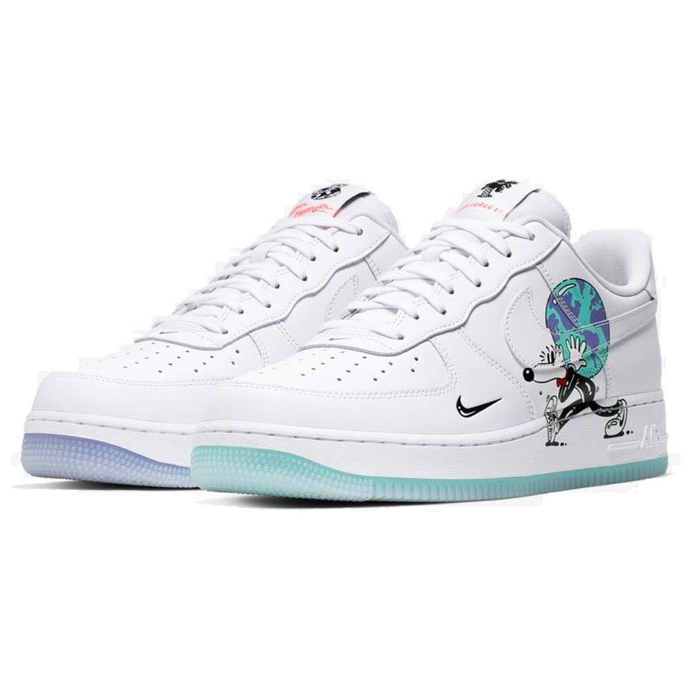 Nike Air Force 1 Earth Day Pack White - Kick Game