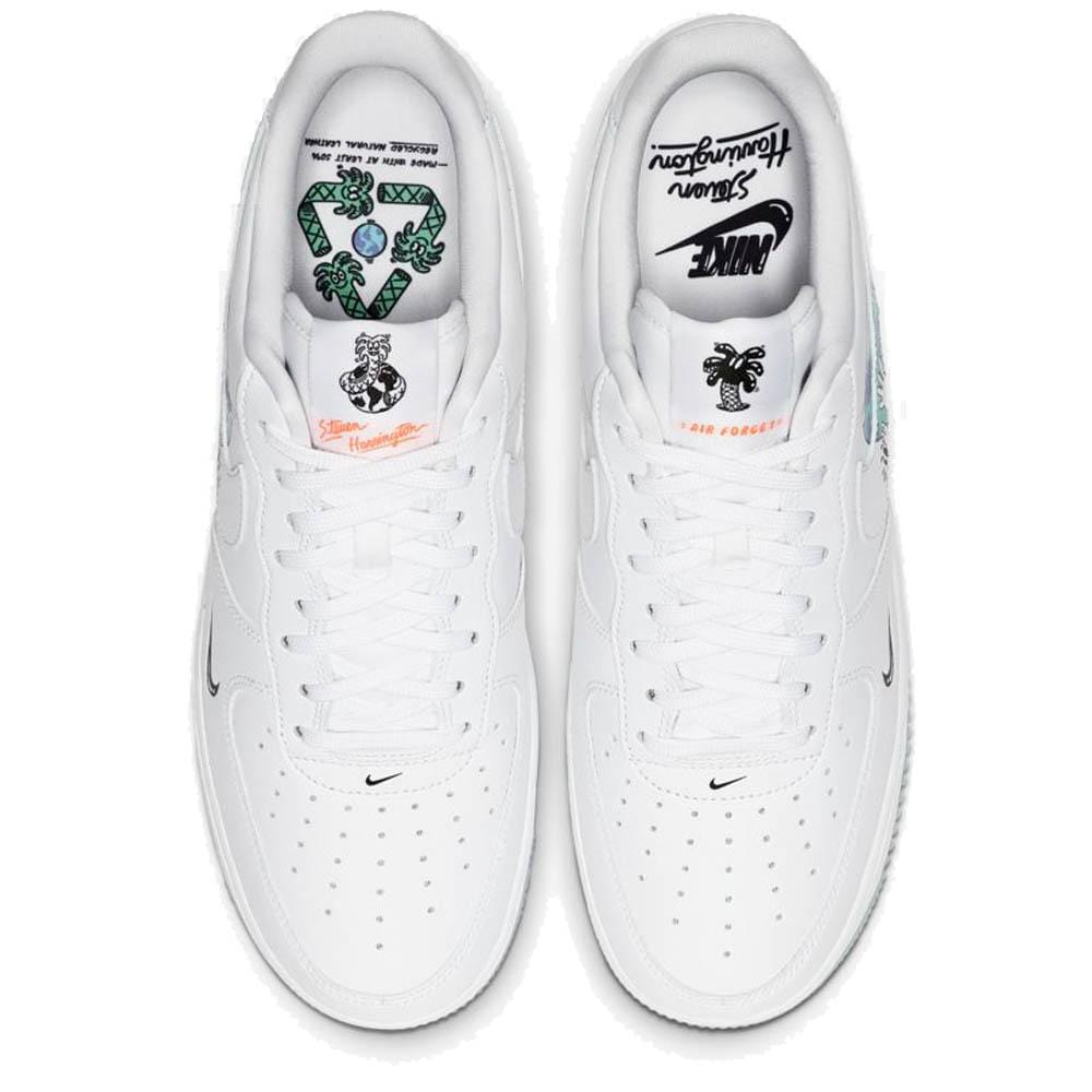Nike Air Force 1 Earth Day Pack White