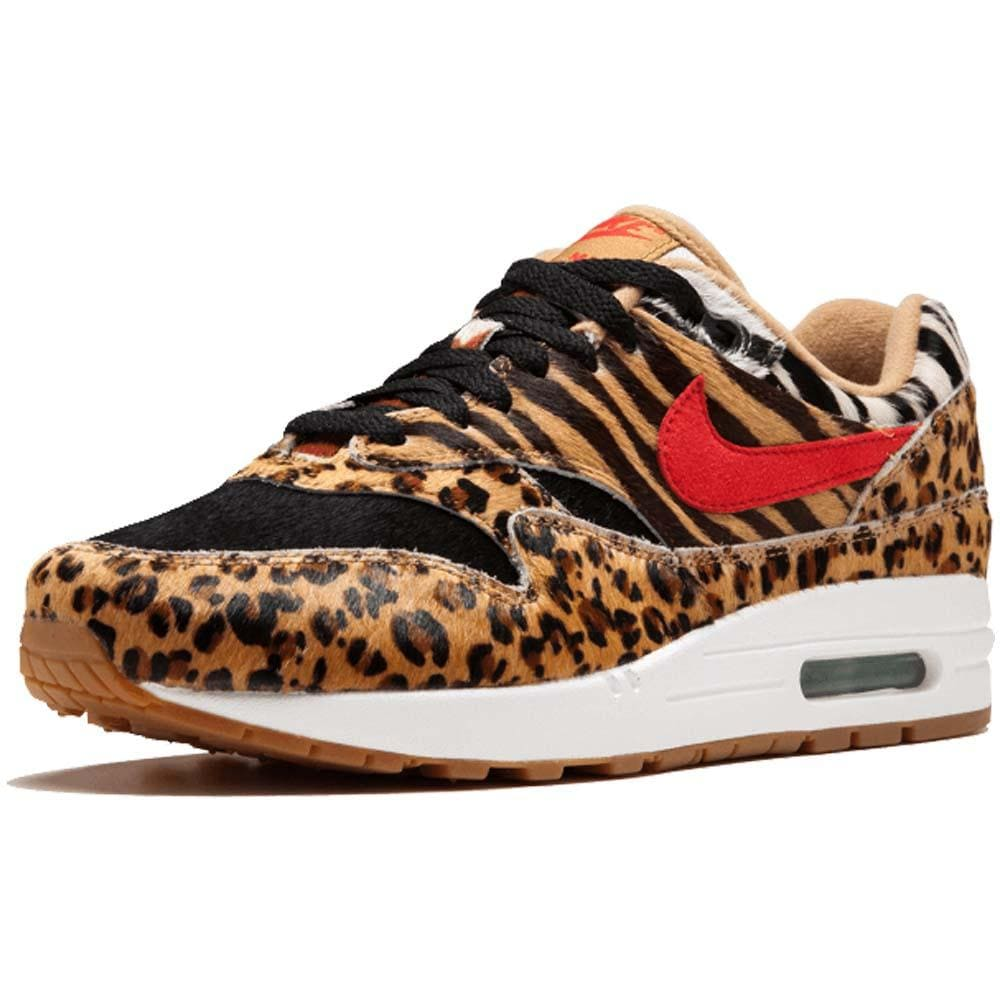 huge selection of c4083 bc9e2 Nike Air Max 1 DLX x Atmos Animal Pack 2018