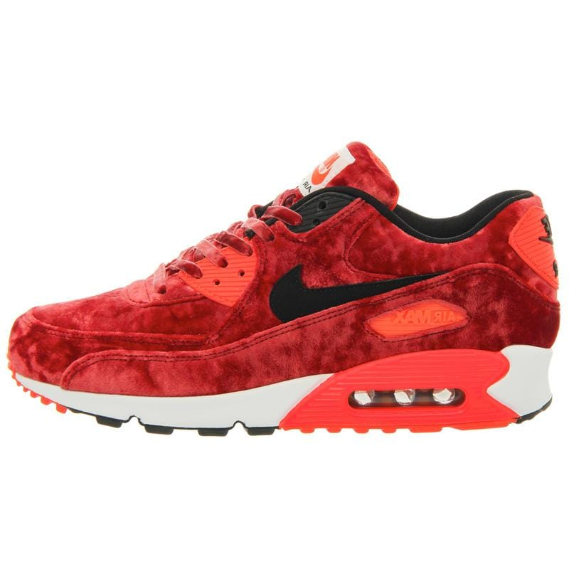 Nike Air Max 90 Anniversary Red Metallic Gold - Kick Game