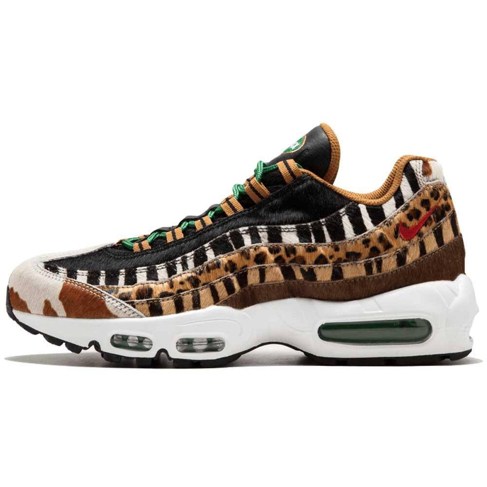 low priced fa7dc 9df5d Nike Air Max 95 DLX x Atmos Animal Pack 2018