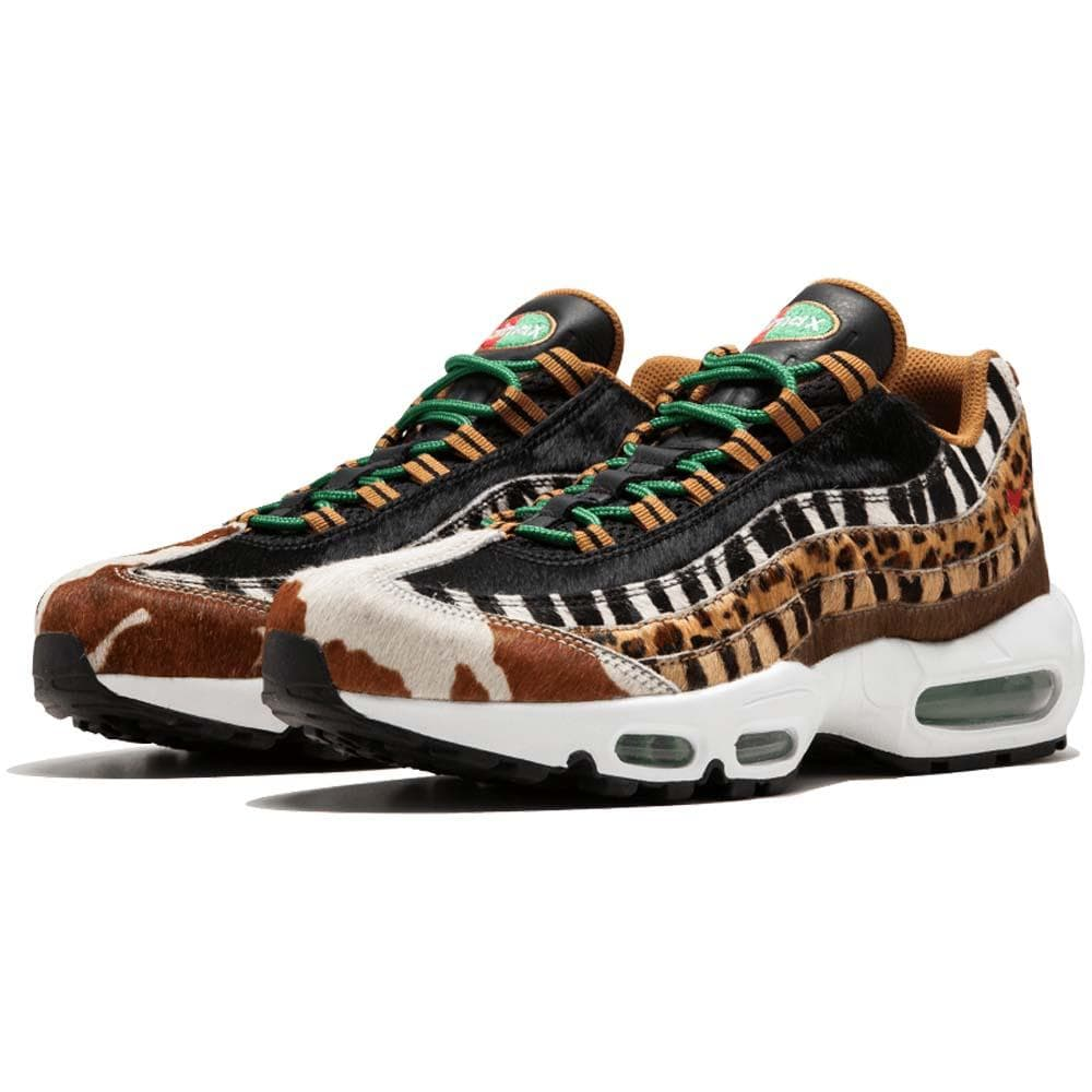 low priced a553d 46fed Nike Air Max 95 DLX x Atmos Animal Pack 2018