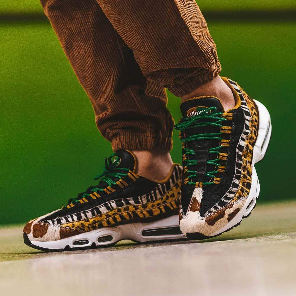 Nike Air Max 95 DLX x Atmos Animal Pack 2018 - Kick Game