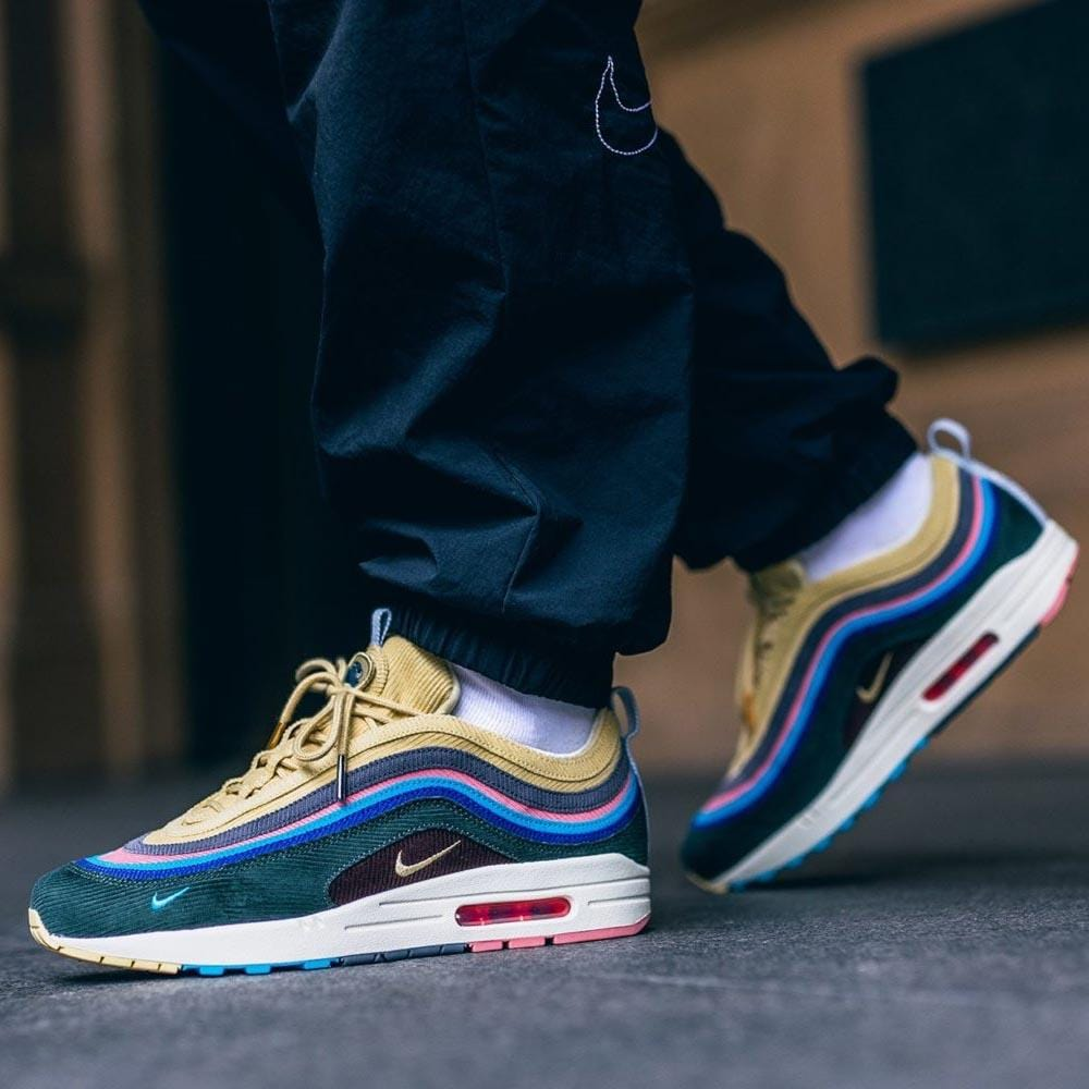timeless design f950f ebd6a Nike Air Max 1-97 Sean Wotherspoon
